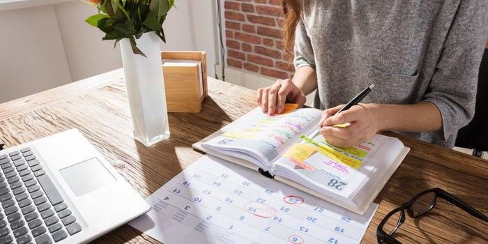 cân bằng thời gian làm việc tại nhà và thời gian cá nhân của bạn