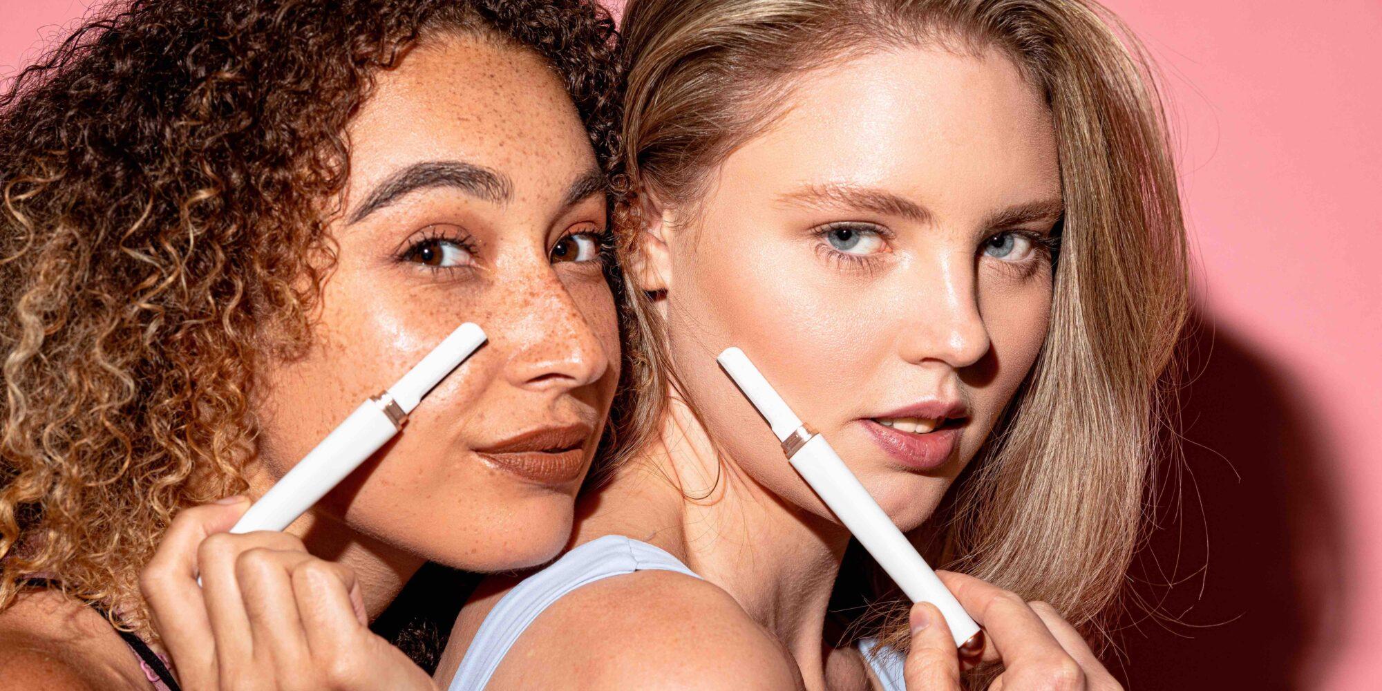 Cạo lông mặt và những lợi ích cho da