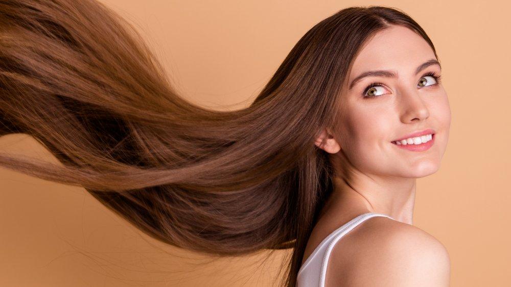 Tóc Mọc Chậm do chế độ ăn