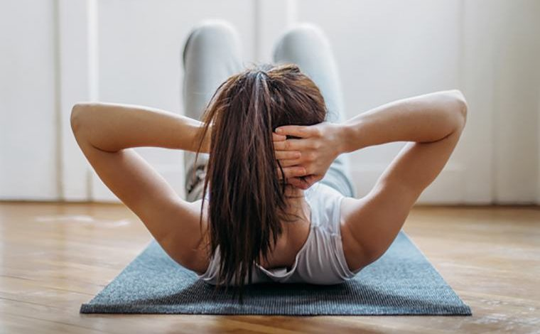 6 Bài tập thể dục giảm cân giảm mỡ bụng trong 7 ngày, ai cũng có thể làm được