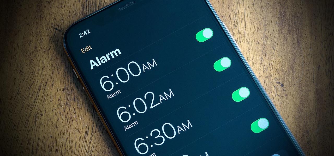 Đặt hẹn giờ tập thể dục trên điện thoại
