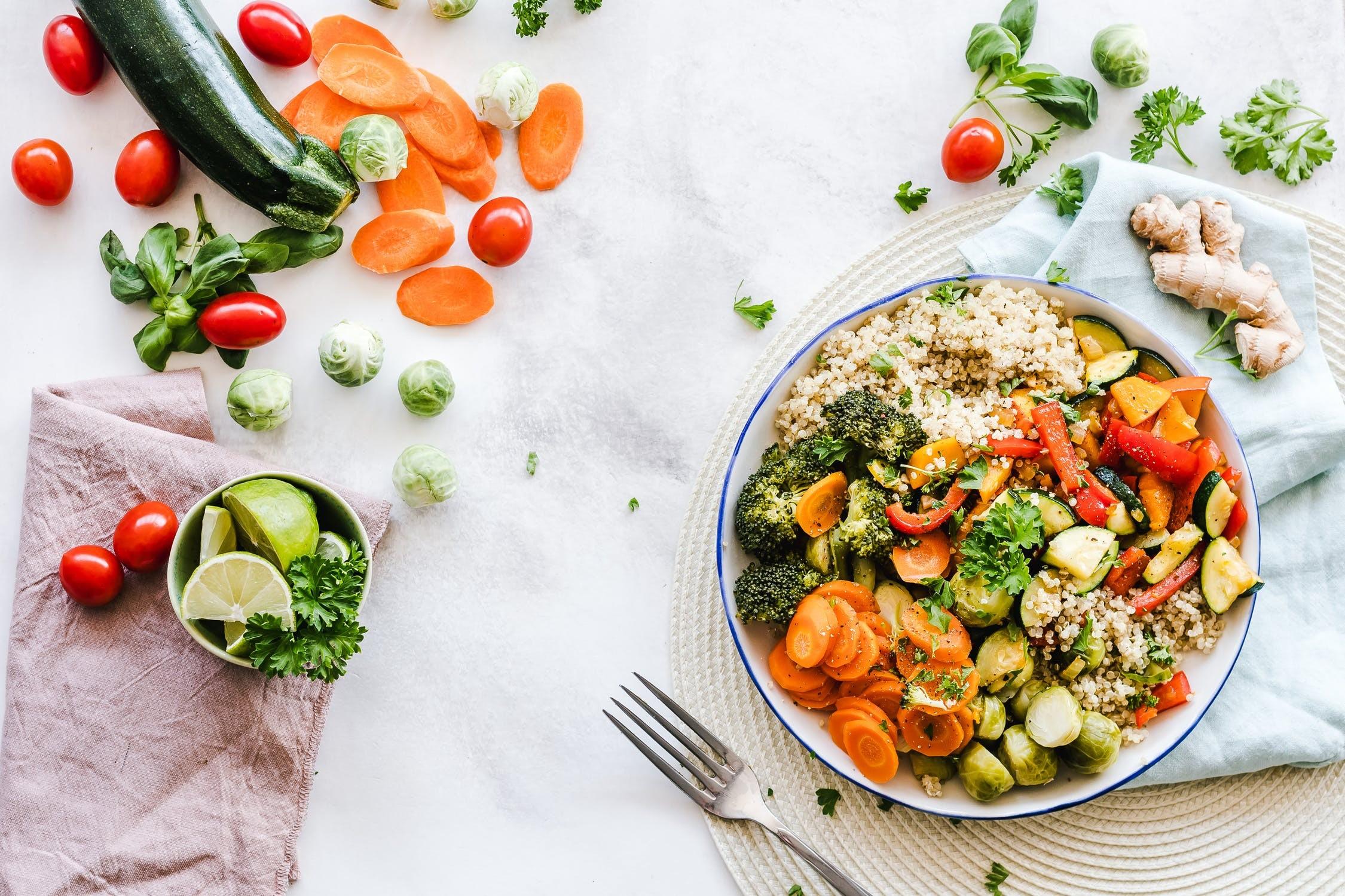 Thực đơn eat clean giảm cân ngày 4