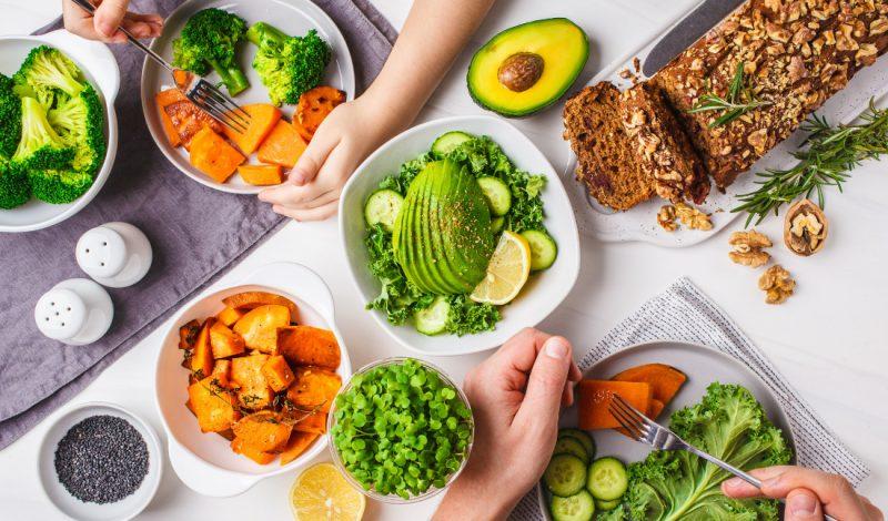Thực đơn giảm cân dành cho người ăn chay 7 ngày theo chế độ Lacto-ovo