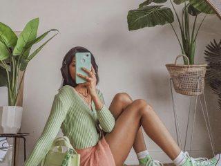 Bạn đã biết cách phối đồ gam màu xanh lá đang trend nhất 2021? Xem ngay để biết cách mix-match như một fashionista