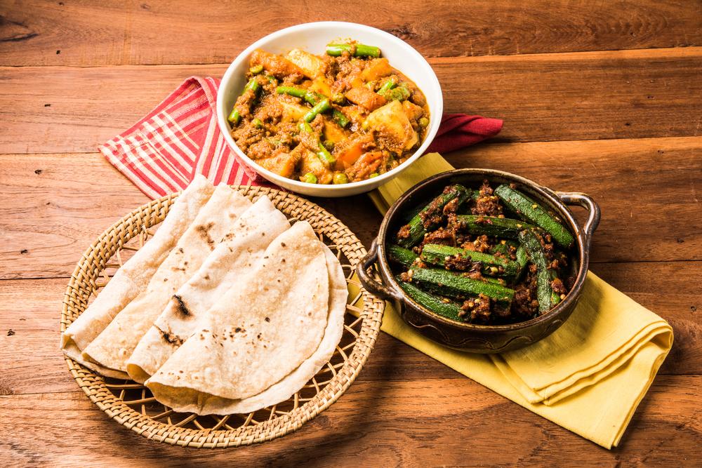 Thực đơn ăn kiêng kiểu Ấn Độ