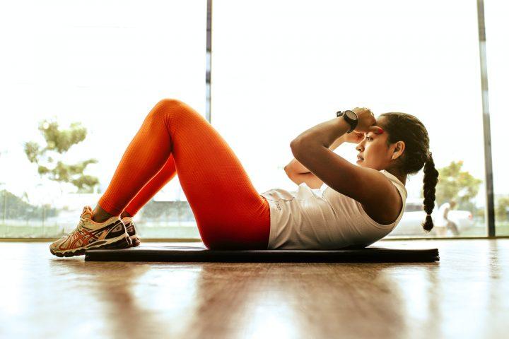 Bài tập Cardio giảm cân