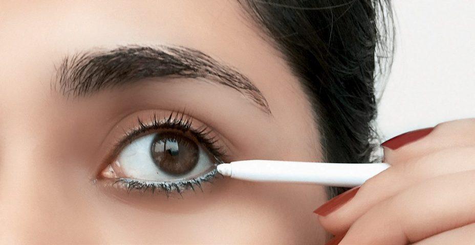kẻ mắt eyeliner trắng