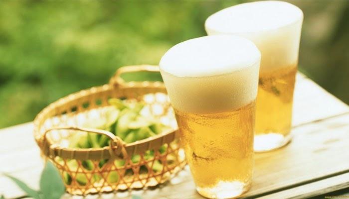 Gội đầu bằng bia còn là một cách để ngăn ngừa tình trạng nấm trên da đầu