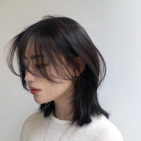 Tóc tỉa layer cho nàng mặt dài bắt kịp xu hướng