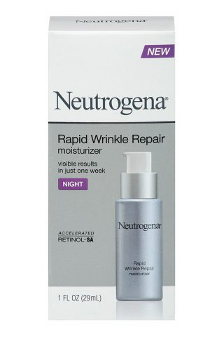 Kem dưỡng da ban đêm xóa nhăn hiệu quả Neutrogena Rapid Wrinkle Repair Night Moisturizer