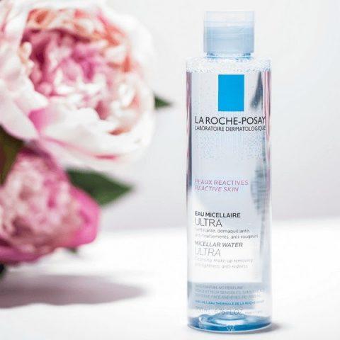 La Roche-Posay Micellar Water Ultra for Sensitive Skin - Nước tẩy trang cho da nhạy cảm