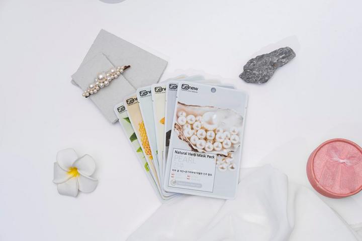 Mặt nạ dưỡng da Benew Natural Herb Mask Pack