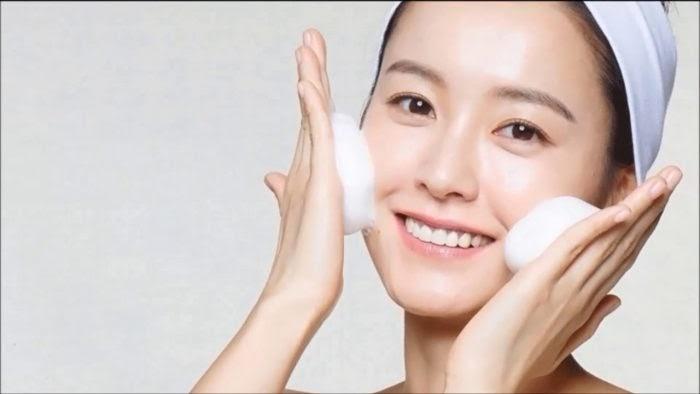 Lựa chọn sử dụng sữa rửa mặt phù hợp với loại da