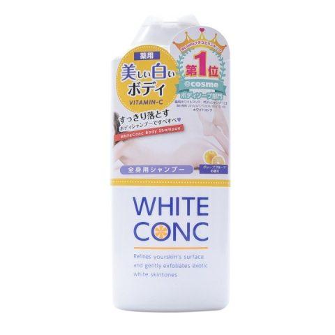 Sữa tắm tốt nhất hiện nay sữa tắm kích trắng White Conc Body