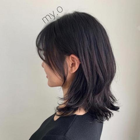 Tóc bob layer - Kiểu tóc layer ngang vai đang là HOT trend