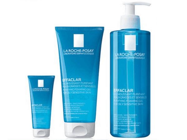 Sữa rửa mặt dạng gel tốt nhất dành cho da nhạy cảm La Roche-Posay