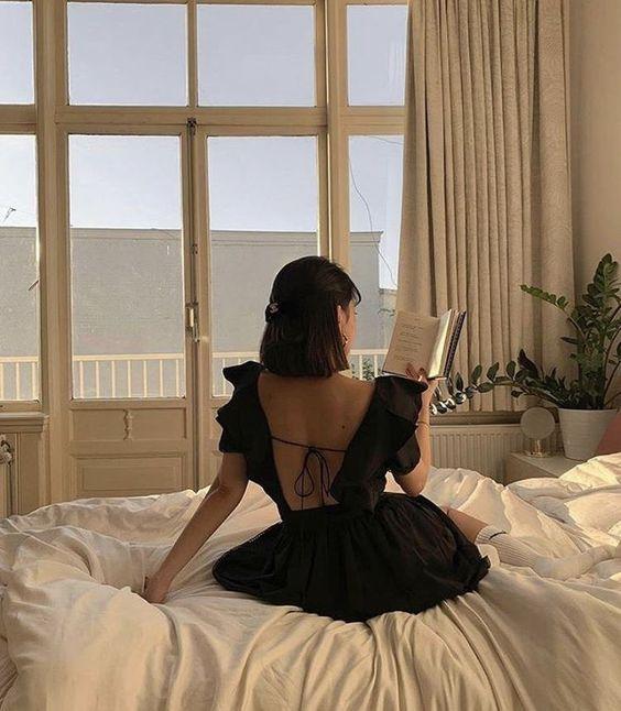 đọc sách khi buồn chán