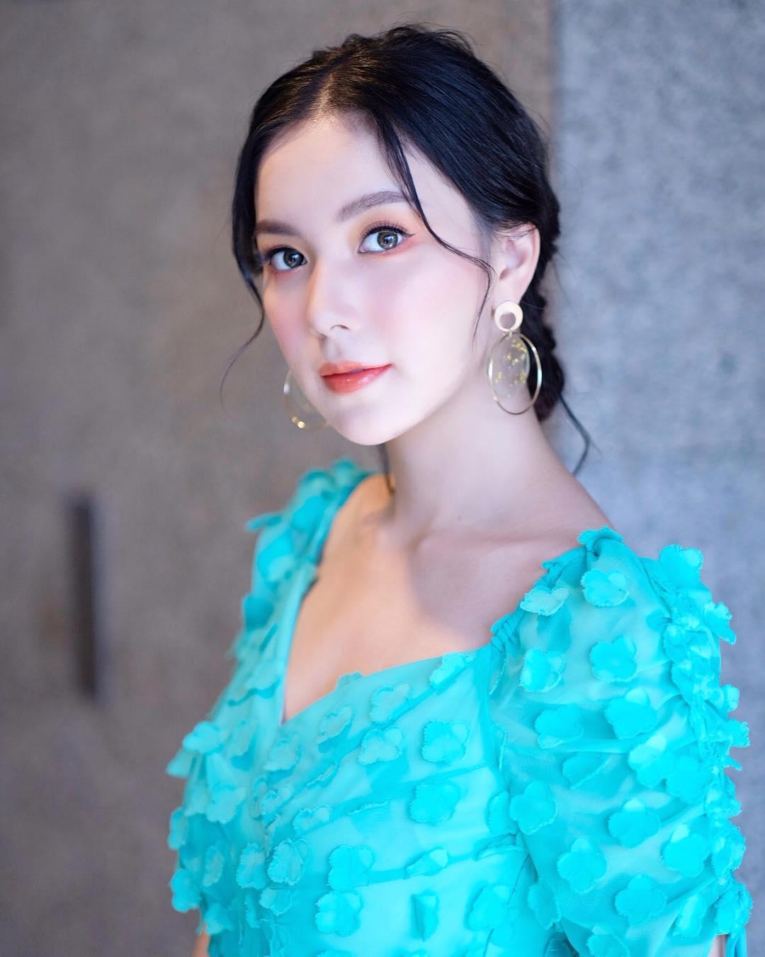 Makeup cô dâu tone Thái