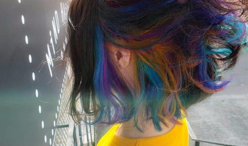 Thời thượng và xu hướng với 7 kiểu nhuộm tóc giấu màu hot nhất hiện nay