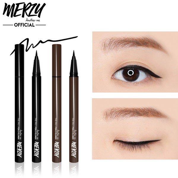Bút kẻ mắt Merzy Another Me The First Pen Eyeliner