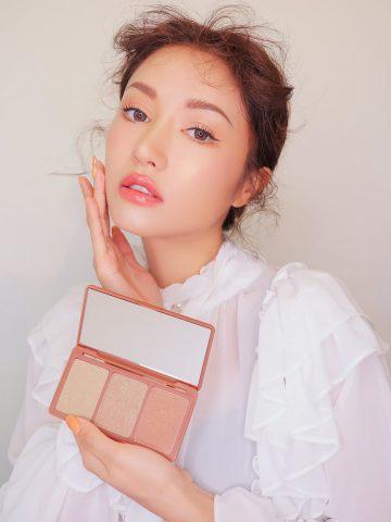 Phấn bắt sáng 3CE Strobing Skin Palette của Hàn Quốc