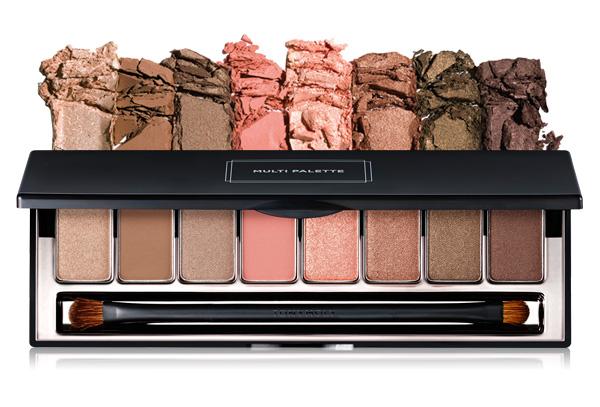 Phấn mắt Hàn Quốc Tonymoly Perfect Multi Palette với các gam màu nude