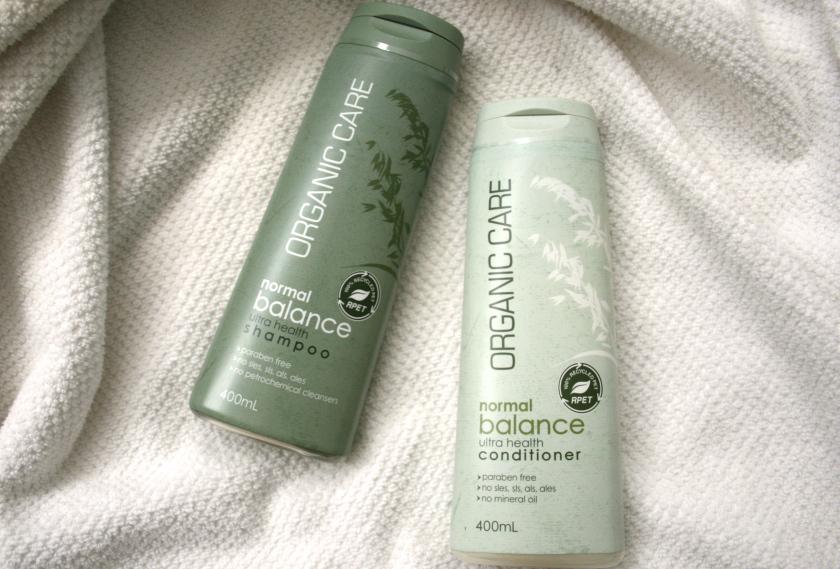Dầu gội ngăn tóc rụng Organic Care