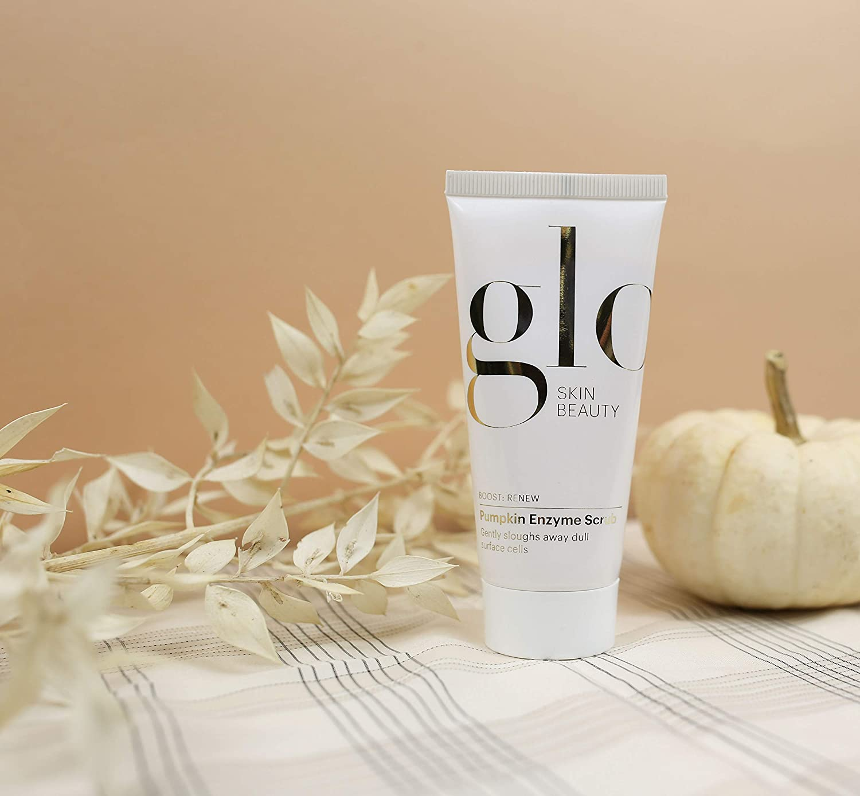 Glo Skin Beauty Pumpkin Enzyme Scrub giảm tác hại của tia cực tím