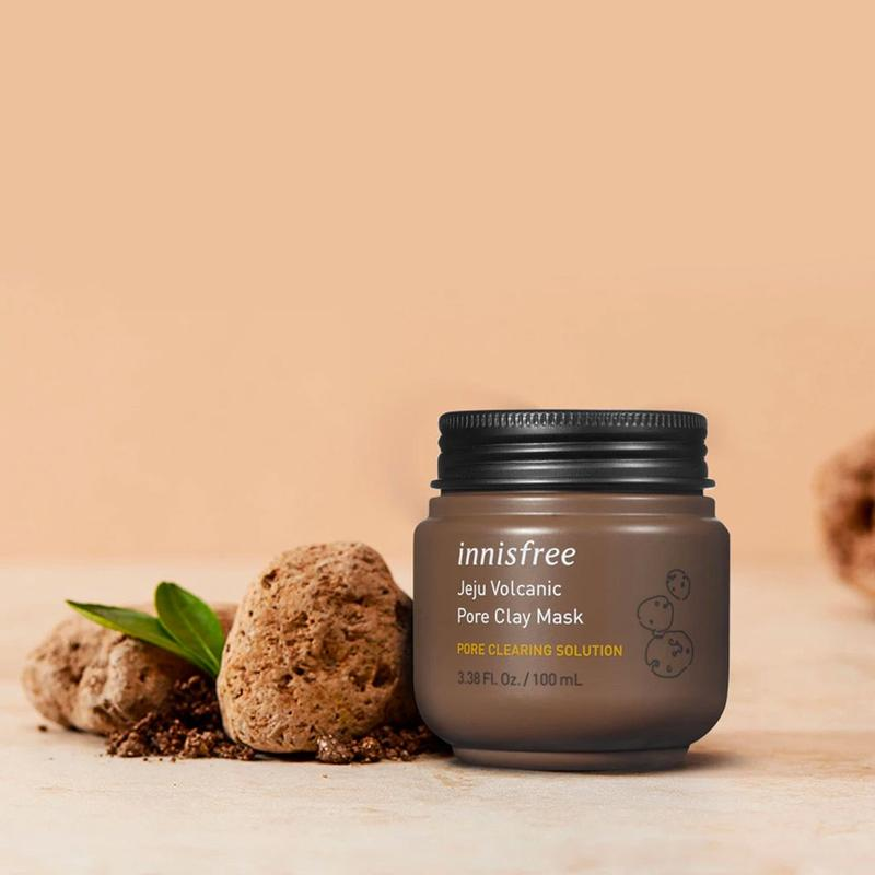 mặt nạ tro núi lửa Innisfree Super Volcanic Clusters Pore Clearing Clay Mask