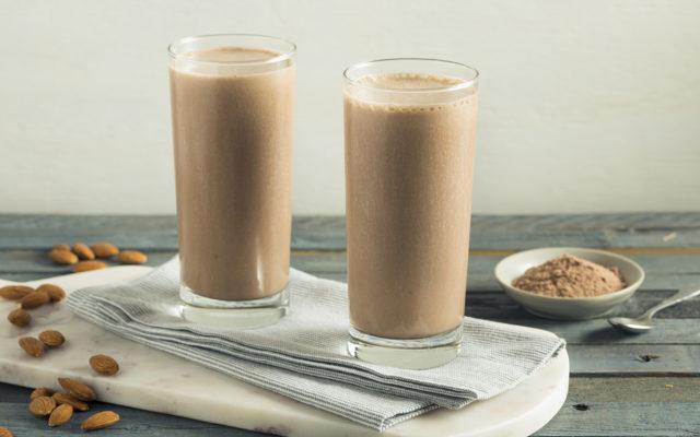sữa đậu nành protein lắc - nước uống giảm cân