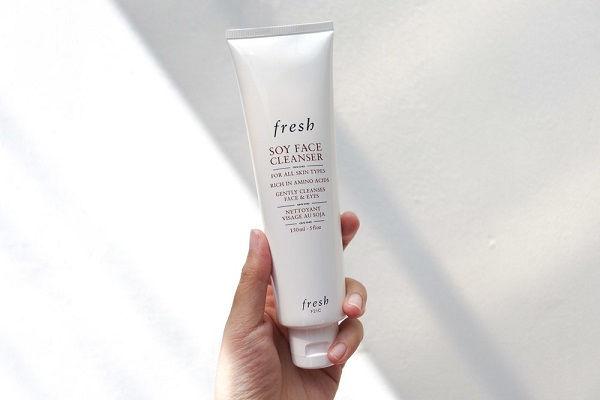 Sữa rửa mặt đậu nành Fresh Soy Face Cleanser