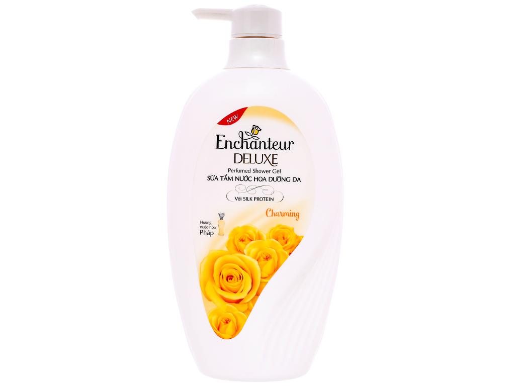 Sữa tắm nước hoa thơm lâu Enchanteur