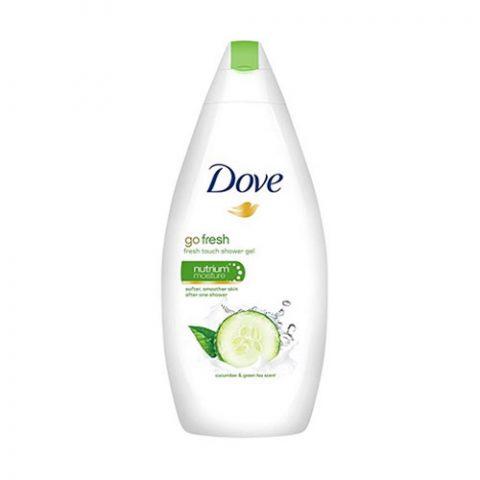 Sữa tắm thơm lâu dưỡng thể Dove Go Fresh