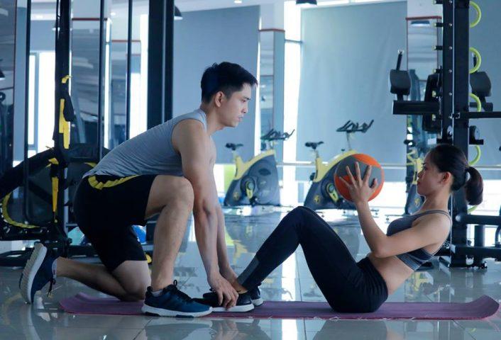 Lịch tập gym giảm cân cho người mới bắt đầu