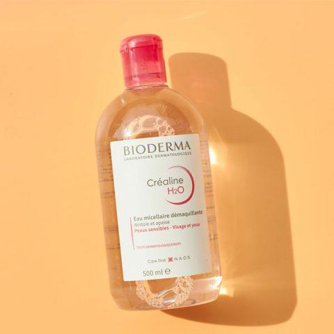 Nước tẩy trang cho da dầu mụn Bioderma Sensibio H2O