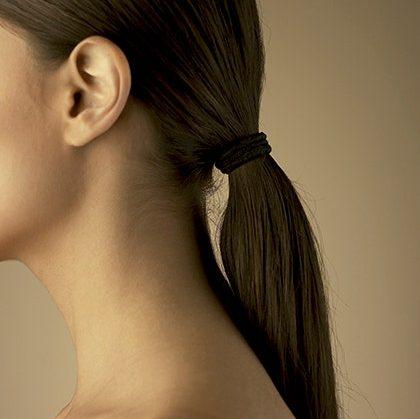 tóc mọc chậm do di truyền