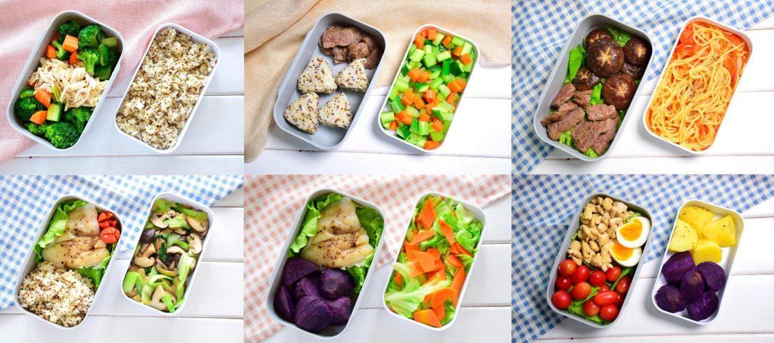 thực đơn giảm can ăn chay ngày 1