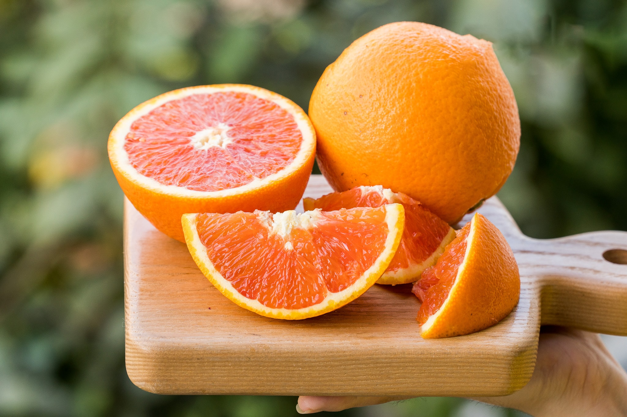 Các món ăn giảm cân tốt nhất - trái cây họ cam quyts