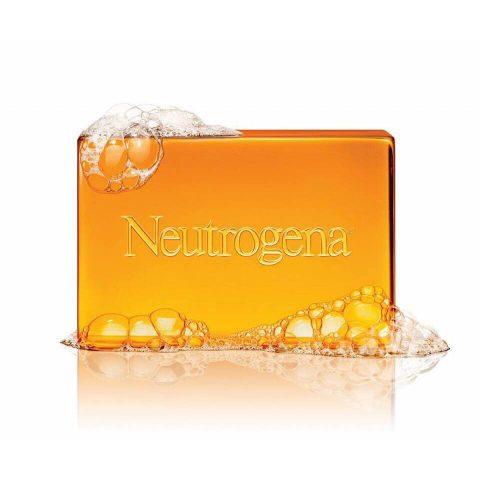 Xà phòng tắm Neutrogena Facial Cleansing Bar for Acne-Prone Skin