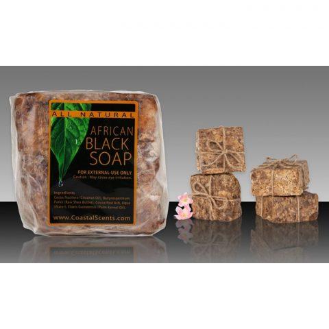 African Black Soap – Coastal Scents xuất xứ Châu Phi