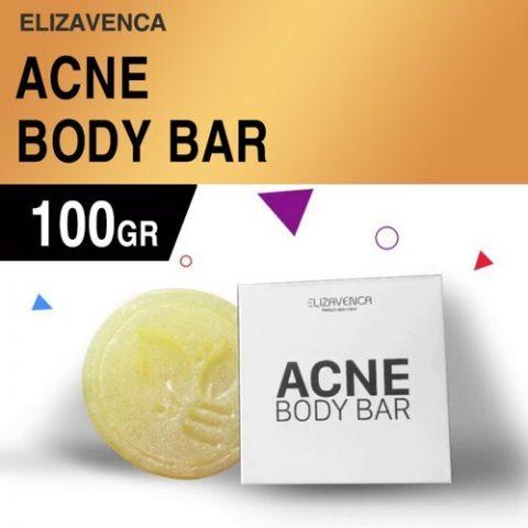 Xà phòng trị mụn lưng Elizavenca Acne body Bar