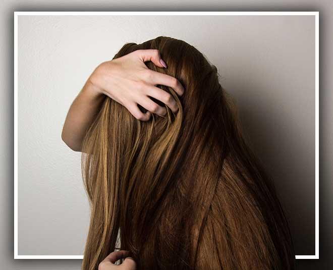 tóc mọc chậm do xử lý tạo kiểu