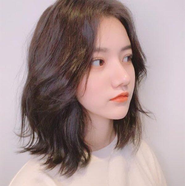 Tóc ngắn layer - Kiểu tóc ngang vai đẹp nhất năm nay