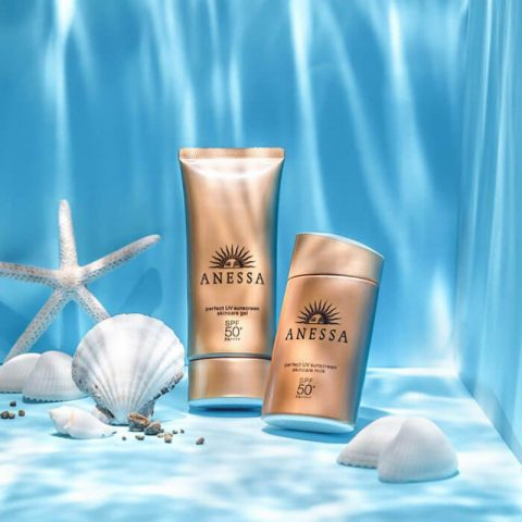 Kem chống nắng dạng Gel Anessa Perfect UV Sunscreen Skincare Gel