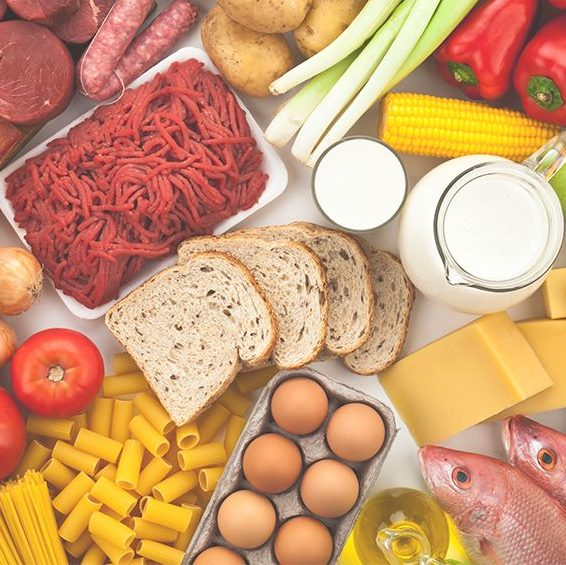 Tập thể dục giảm cân nên ăn gì?