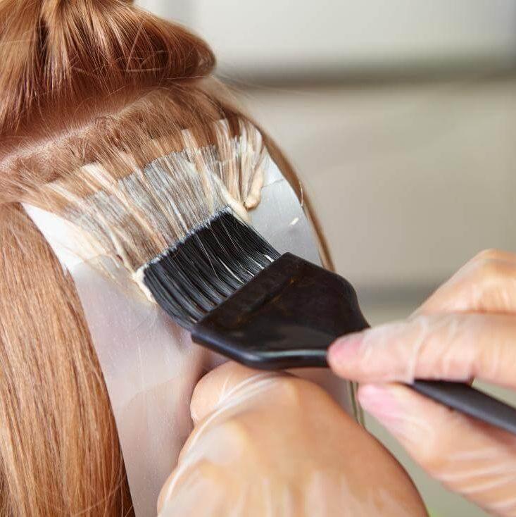 Hướng dẫn cách nhuộm tóc tại nhà như SPA