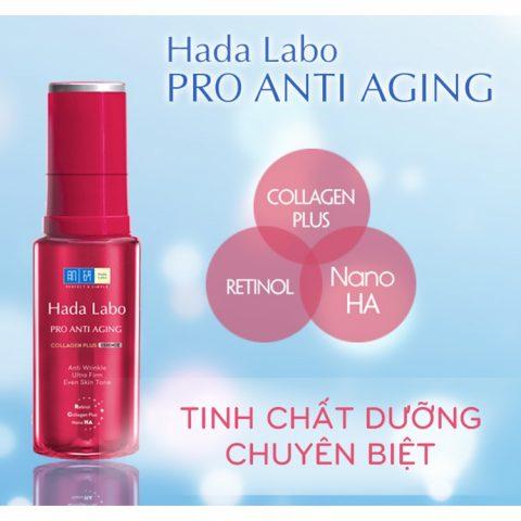 Hada Labo Pro Anti Aging Essence 30G