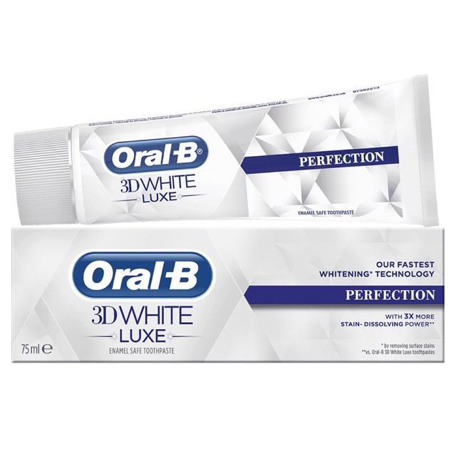 Kem Đánh Răng Trắng Răng oral b