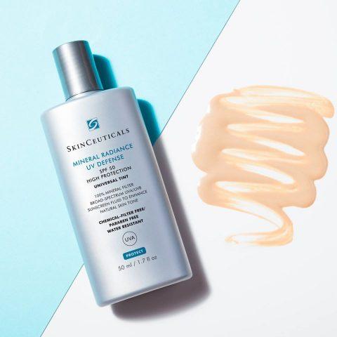Kem chống nắng dành cho da mụn SkinCeuticals Physical Fusion UV Defense Sunscreen SPF 50