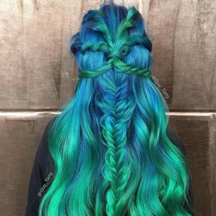 màu tóc đẹp 2020